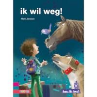 Leesboek  Ik wil weg! (avi Start)