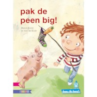 Leesboek Pak de peen big! (avi Start)