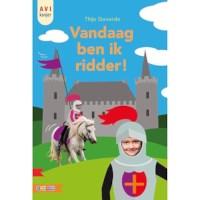 Leesboek Vandaag ben ik een ridder! (avi E3)