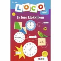 Ik leer klokkijken | Loco maxi