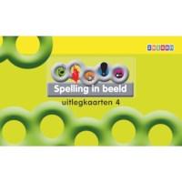 Uitlegkaarten spelling  4, Taal in beeld