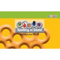 Uitlegkaarten spelling  6, Taal in beeld