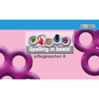 Uitlegkaarten spelling  8, Taal in beeld