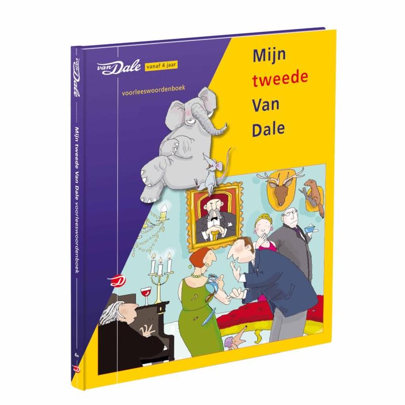 Mijn tweede Van Dale, voorleeswoordenboek