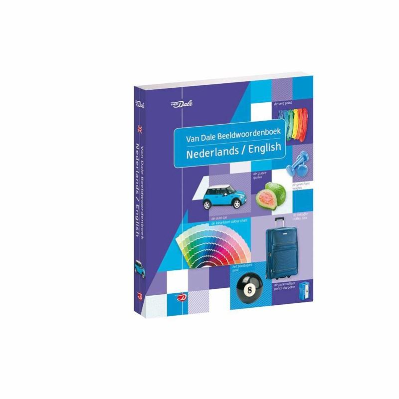 Van Dale beeldwoordenboek | Nederlands - Engels
