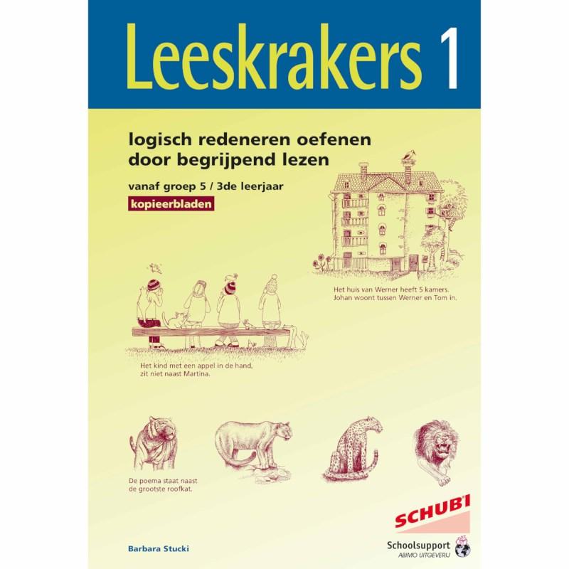 Leeskrakers 1