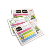 Klokkentoren kaartspel | Digitale tijd