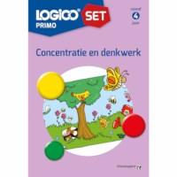 Logico Primo | Kaartenset | Concentratie en denkwerk