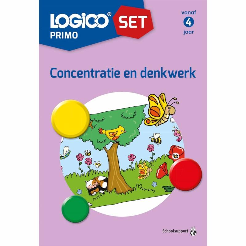 Logico Primo   Kaartenset   Concentratie en denkwerk