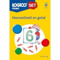 Logico Primo | Kaartenset | Hoeveelheid en getal