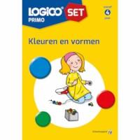 Logico Primo | Kaartenset | Kleuren en vormen
