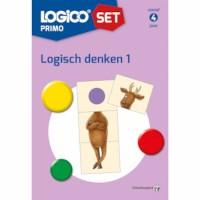 Logico Primo | Kaartenset | Logisch denken 1