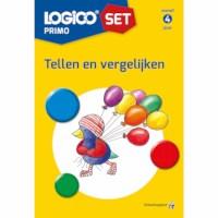 Logico Primo | Kaartenset | Tellen en vergelijken