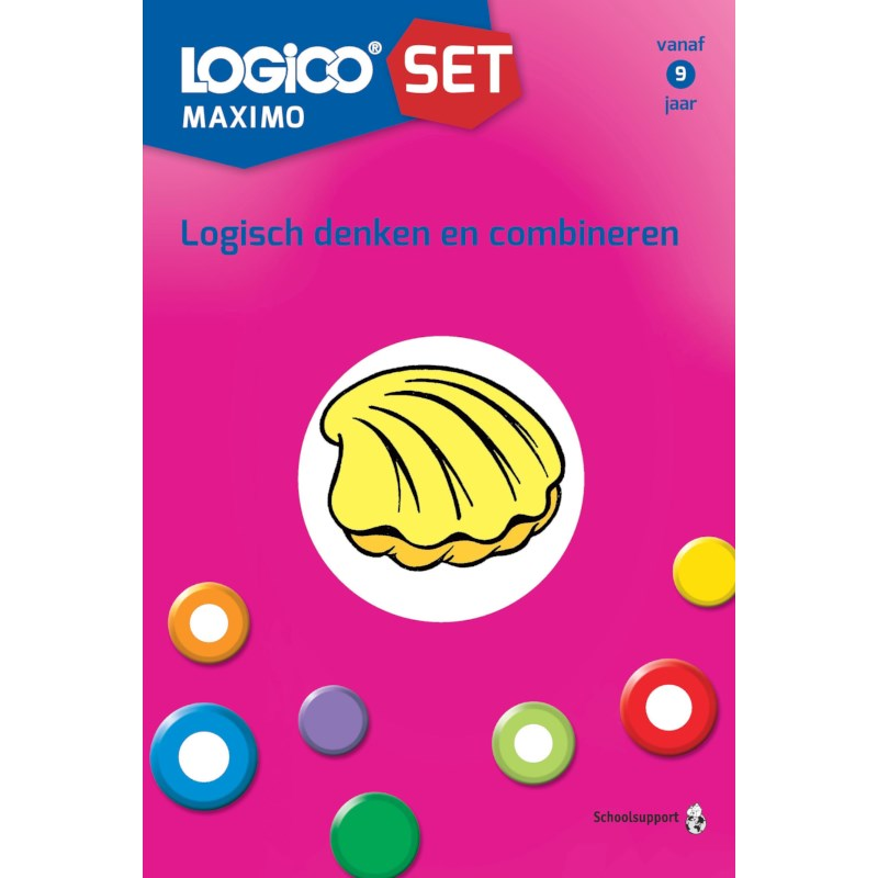 Logico Maximo | Kaartenset | Logisch denken en combineren