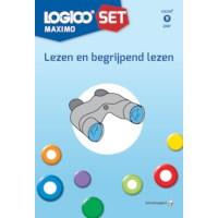 Logico Maximo | Kaartenset | Lezen en begrijpend lezen