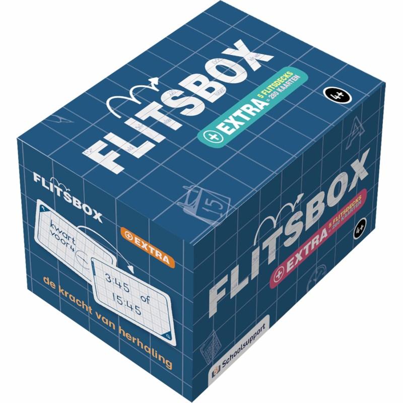Flitsbox   Navulset met 280 kaarten