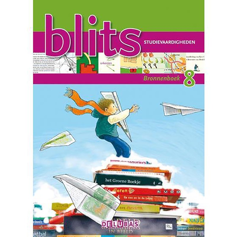 Bronnenboek 8, Blits studievaardigheden