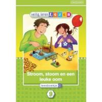 Leesboek zon kern 9, Veilig leren lezen