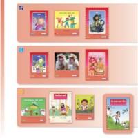 Veilig leren lezen - Kim versie (2014) | Pakket leesboeken | Maantjes kern 1-6