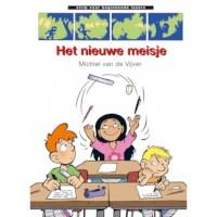 Avi-stripboek Het nieuwe meisje (avi M4)