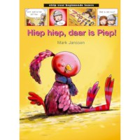 Avi-stripboek Hiep, hiep daar is piep (avi M3)