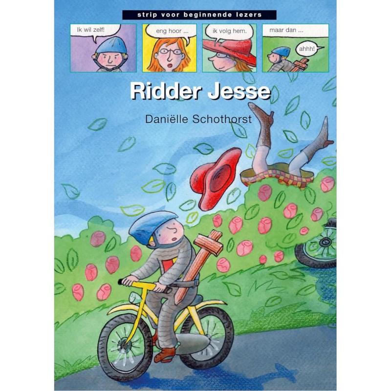 Avi-stripboek Ridder Jesse (avi E3)