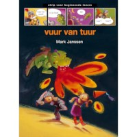Avi-stripboek Vuur van Tuur (avi Start)