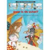 Avi-stripboek Waar is de schat? (avi Start)