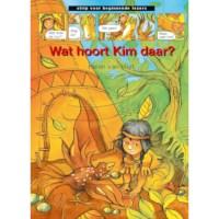 Avi-stripboek Wat hoort Kim daar? (avi M3)