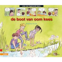 Avi- stripboek De boot van oom Kees (avi M3)