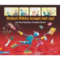 Avi- stripboek Robot Rikko knapt het op (avi M4)