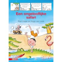 Avi- stripboek Een ongelooflijke safari (avi M5)