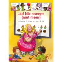 Avi- stripboek Juf Nix snoept (niet meer) (avi M5)