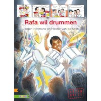 Avi- stripboek Rafa wil drummen (avi M5)