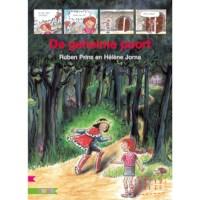 Avi- stripboek De geheime poort (avi E5)