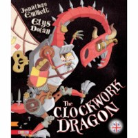 Engels leesboek The clockwork dragon