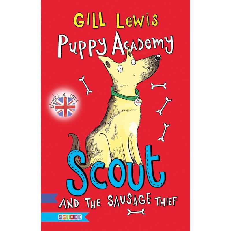 Engels leesboek, Puppy academy