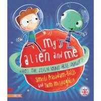 Engels leesboek, My alien and me