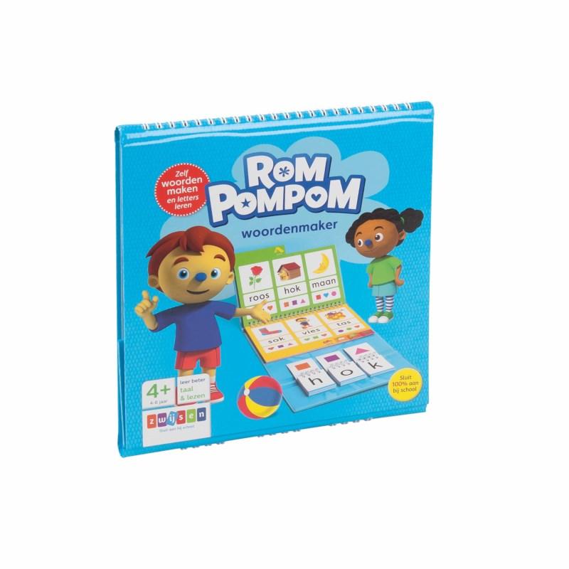 Woordenmaker   Rompompom