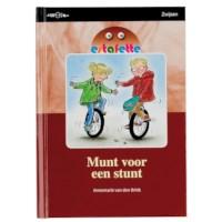 Leesboek M4 Munt voor een stunt, Estafette