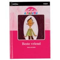 Leesboek E4 Beste vriend, Estafette
