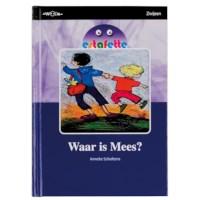 Leesboek E5 Waar is Mees?, Estafette