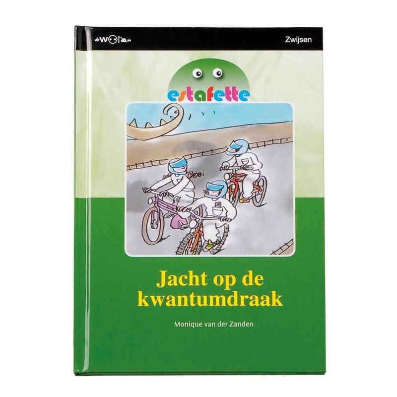 Leesboek E7 Jacht op de kwantumdraak, Estafette