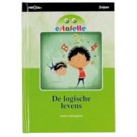 Leesboek Plus De logische levens, Estafette