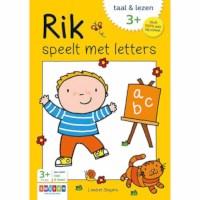 Rik speelt met letters | Zwijsen
