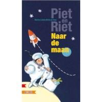Avi meegroeiboek | Piet en Riet | Naar de maan (avi Start - M4)