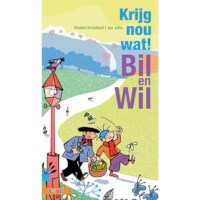 Avi meegroeiboek | Bil en Wil | Krijg nou wat! (avi Start - M4)