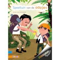 Leesboek Speeltuin van de aapjes (avi E3)