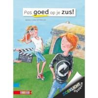 Leesboek Pas goed op je zus! (avi M6)