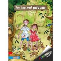 Leesboek Een bos vol gevaar (avi E3)